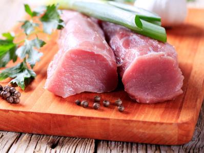 Ноазети със свинско