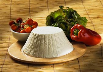Невероятното сирене Рикота