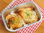 Чесново пиле по италиански