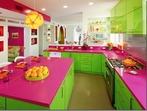 Цветните правила на кухнята