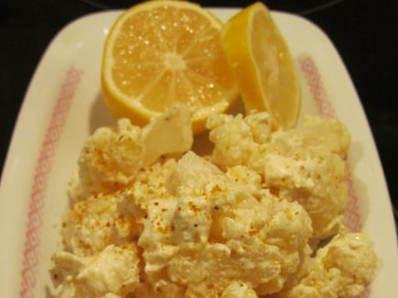 Лимонов карфиол с къри
