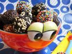 "Бразилски бонбони ""Бригадейро"""