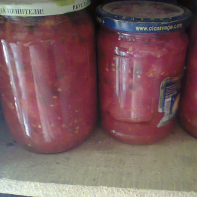 Стерилизирани домати