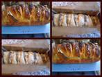 Ароматно хлебче със зехтин и чесън