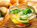 Бистра зеленчукова супа