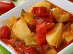 Яхния от картофи (Приселци)