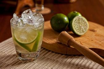 Кайпириня - бразилската национална напитка