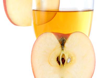 Коктейл от ябълки и тиква