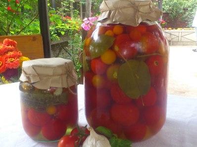 Вкусни доматчета