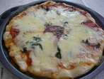 Пица с моцарела