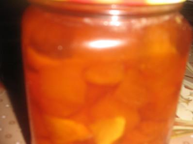 Сладко от портокалови кори
