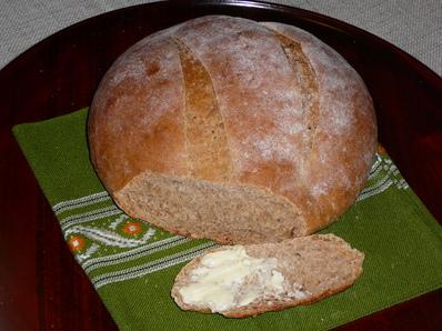 Хляб с брашно от лимец