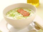 Крем-супа от брюкселско зеле
