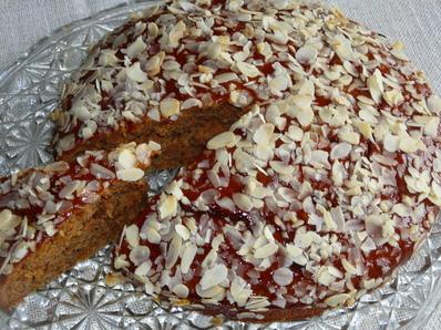 Друг вид морковена торта