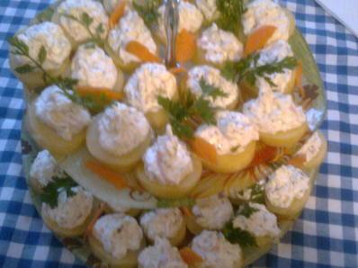 Солени петифури