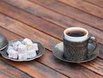Турско кафе - фино, плътно, с каймак