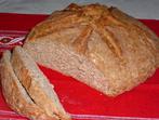Бърз хляб с двузърнест лимец