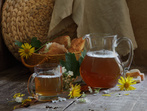 Квас - руска традиционна напитка