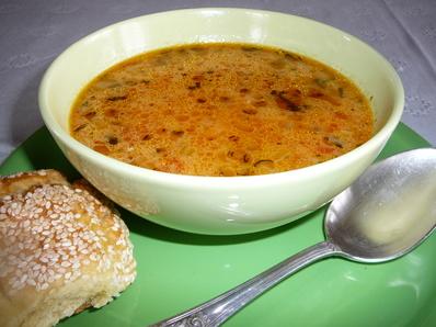 Млечна супа