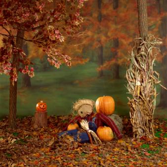 Хелоуин, Вси Светии - история, обичаи и храна