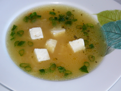 Ароматна постна супа