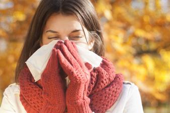 Как да преборим настинката