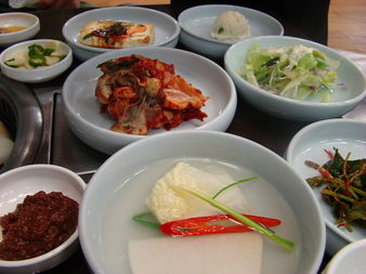 Кимчи - маринована корейска гарнитура