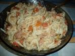 """Спагети """"Лесно и вкусно"""""""