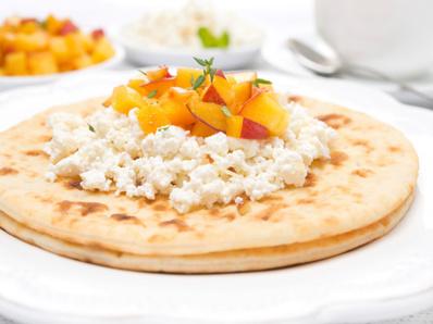 Плосък хляб със сирене (Армения)