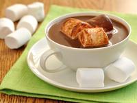 Топъл маршмелоу шоколад