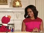 Улица Сезам и Мишел Обама за детското здравословно хранене