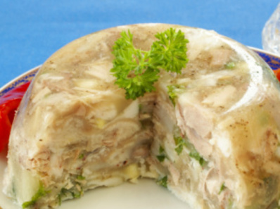 Супа от свински крачета (джолани)