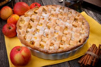 6 трика за вкусен ябълков пай