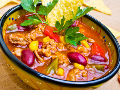 Мексиканска тако супа