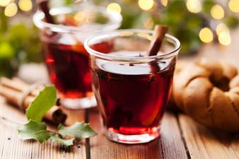 Греяно вино - топлият аромат на зимата