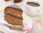 Много шоколадов кейк