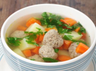 Ориенталска супа