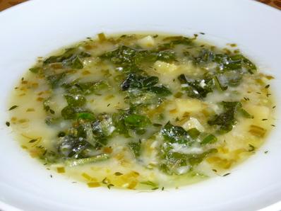 Постна супа II