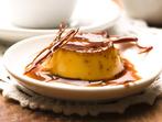 Крем карамел - финият френски десерт