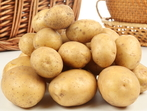 Картофи с мляко и бекон