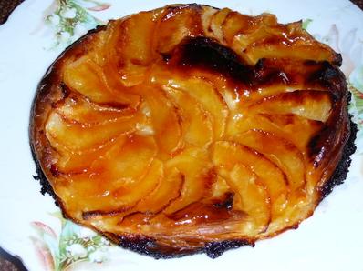 Тарта с готово тесто