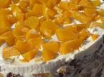 Прасковена торта