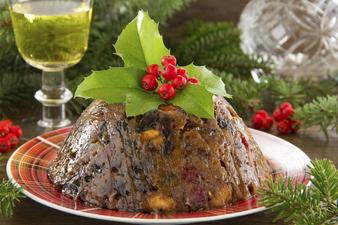 Коледен пудинг. Стара английска рецепта