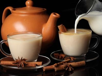 Мляко с маково семе