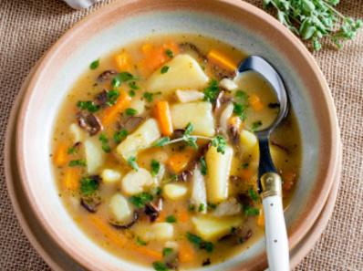Перуанска супа