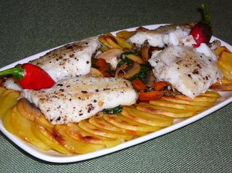 Най-вкусните рецепти с риба на Люба Грънчарова