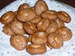 Коледни сладки с бадеми