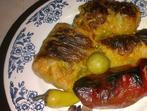 Постни сармички и пиперки