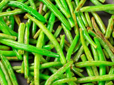 Паниран зелен фасул