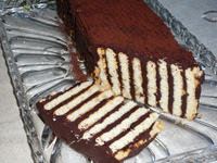 Бисквитена торта (Люба)